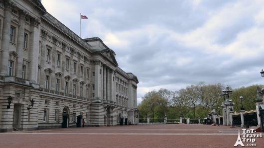 Blog 3 - Buckingham front cour