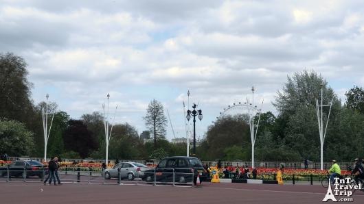 Blog 4 - Buckingham London eye