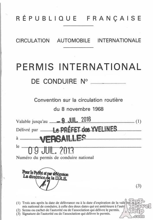 Permis Int. couverture -censuré